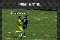 Dirty soccer way it is how to be bad in football game gif animation
