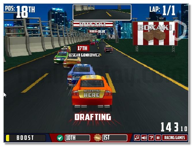 American Racing 2 Nascar racing image play free