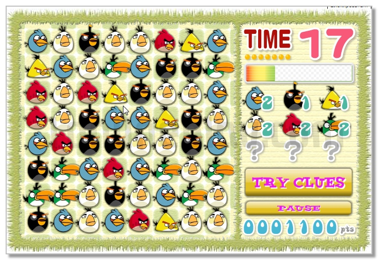 Angry Birds Connections 3 matching puzzle game image play free