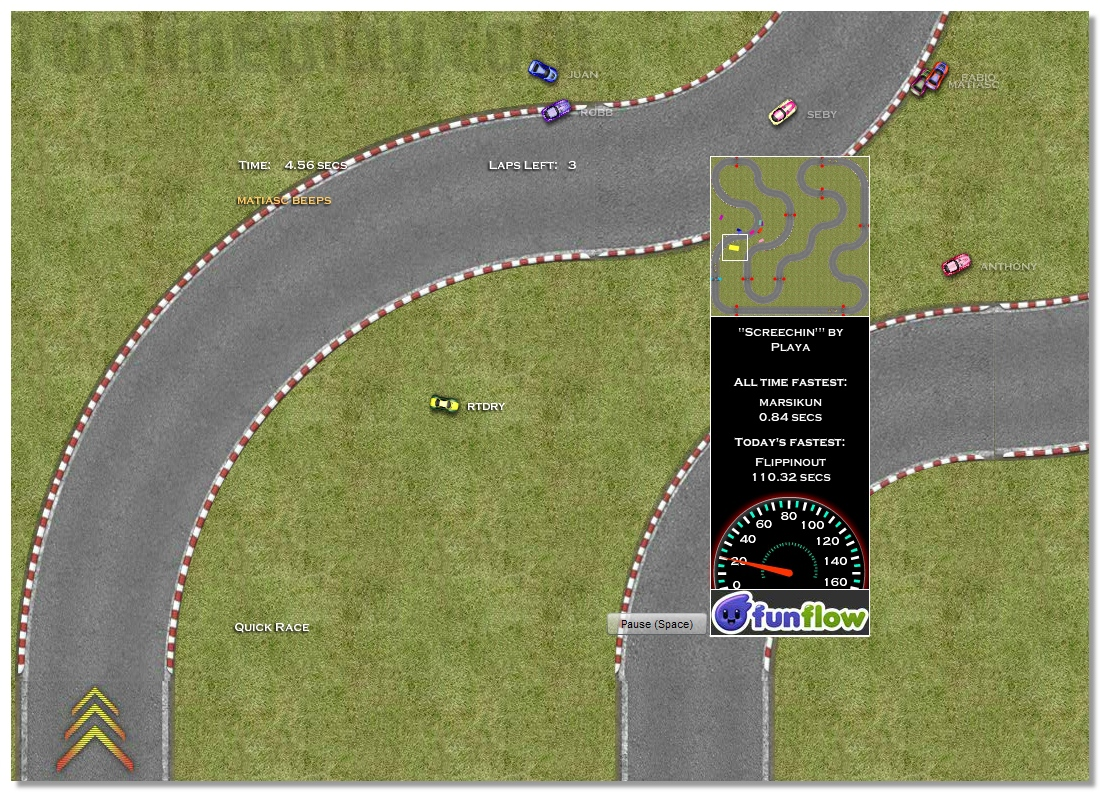 Async Racing online race multiplayer racing game with live players image play free