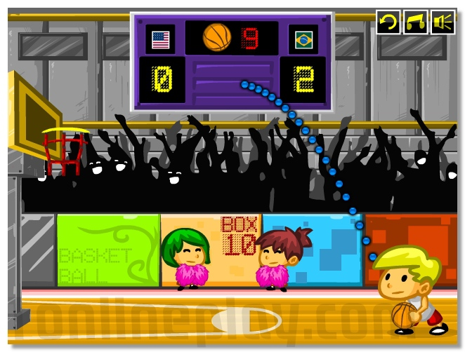 Basketball Heroes good basketball sport game world cup image play free