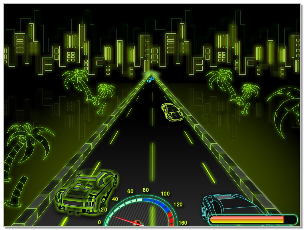 Break the Rules racing game rally image play free