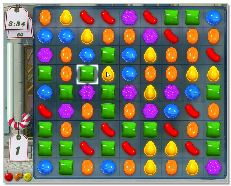 candy crush online game to play
