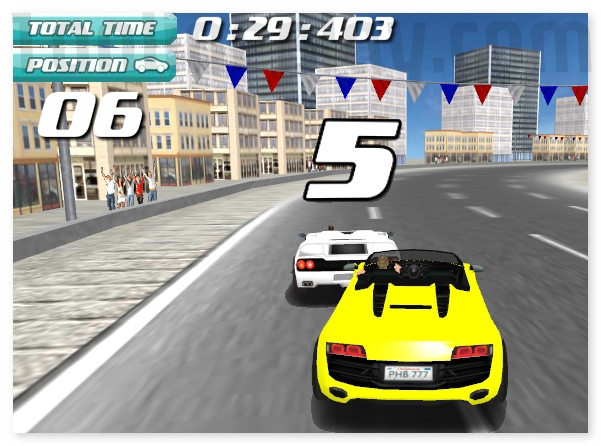 Drift rush 3D drive sport car drift on your car racing game image play free