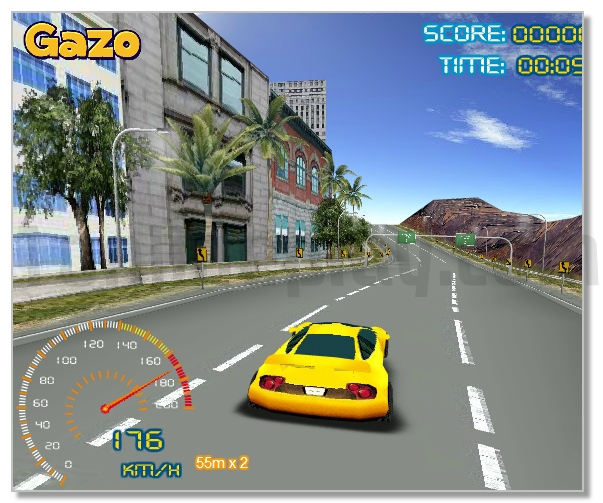 Fever for speed 3D online car racing game image play free