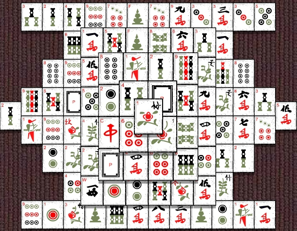 Fla Jong mahjong find pair puzzle game image play free