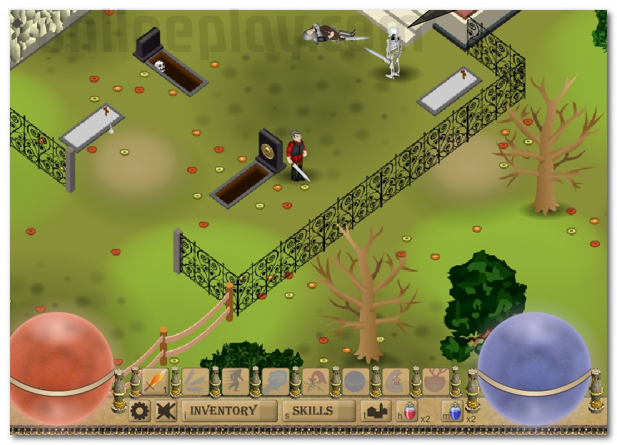Forgotten Dungeon 2 adventure rpg online game image play free