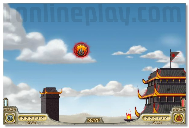 Fortress Fight part 2 Avatar The Last Airbender game image play free