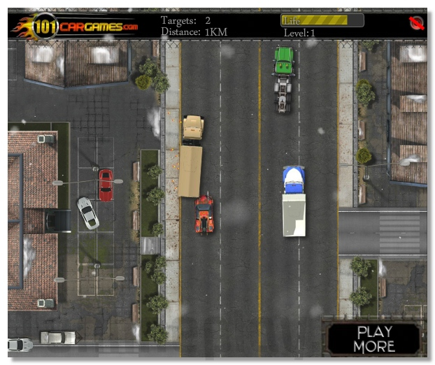 Highway Predator image play free