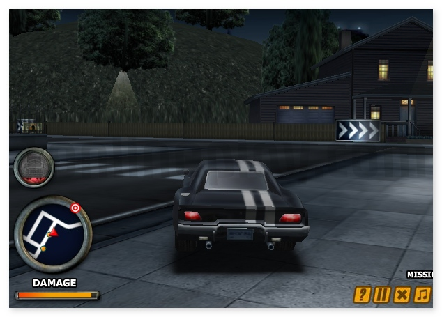 Lose the Heat 2 car driving game image play free