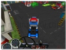 18 Wheeler 3D game drive a big truck get driver license