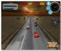 3D SuperHero Racer racing game