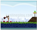 Angry Birds classic ballistic game