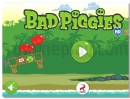 Bad Piggies Pigs from Angry Birds ballistic game