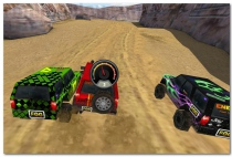 Canyon Valley Rally 3D racing game