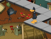 Daffy&039s studio adventure Daffy Duck cartoon game