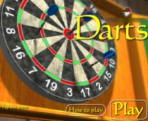Darts Challenge aim and shoot elit sport game