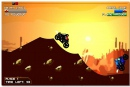 Diesel And Death moto racing game with computer opponent