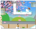 Doraemon Flap Flap adventure game for you and your friend 1 or 2 players