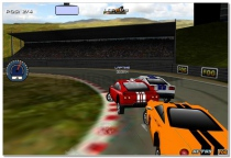 Drifters free online racing drift game Circle track racing like nascar