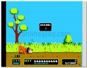 DUCK HUNT Nintendo retro game shoot the duck