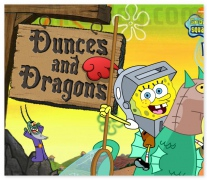 Lost in time  Dunces and Dragons Sponge Bob Square Pants
