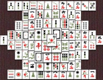 Fla Jong mahjong find pair puzzle game