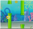 Flappy Spongebob adventure game for 1 or 2 players