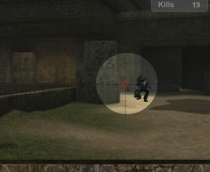 Flash Strike first person shooter online game like Counter Strike