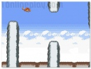 Flying Charizard flappy bird like game