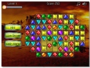 Galactic Gems 2 puzzle 3 match game space theme