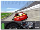 Heat wave racing nascar race drive the car lap by lap