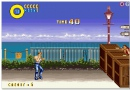 Karate Blazers fighting retro game street fighter