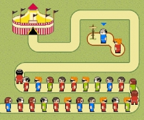 March Zuma funny version of the ZUMA game play free
