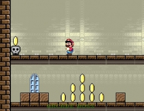 Mario Ghosthouse 2 retro gaming for Halloween play free