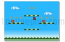 Mario mini retro jumping game