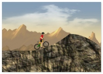 Mountain Bike Challenge Sports game