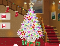 My Christmas Tree adorn your tree Merry Christmas and a Happy New Year game