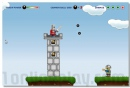 One Man Siege ballistic defense attack game