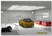Pick up Truck racing game drive your car win GP of the race