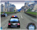 Police Test Driver racing game drive the fastest police cars