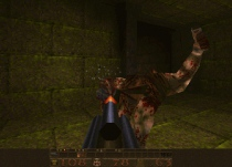 Quake 1 shooter first person shooter flash online game
