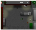 Runaway Top-view shooter and racing in one game