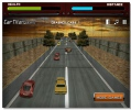 Russian Road Rage 3D on way racing game avoid crash