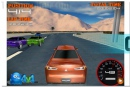 Sandy Speedway 3D racing driving game