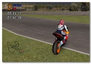 Simulador de Moto sport racing Moto GP race game