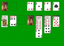 Solitaire like Microsoft Solitaire free card game you can play online