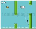 Spider Man is better than flappy bird part 3 like flappy bird game