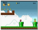 Super Mario Flash adventure retro game