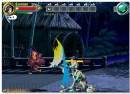 Swords Saga street fighting game